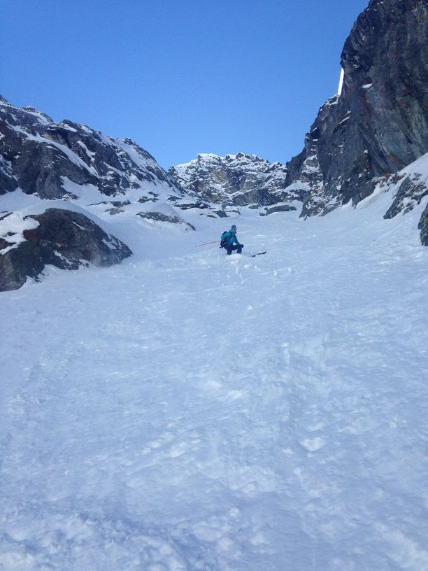 Couloir Brecholay
